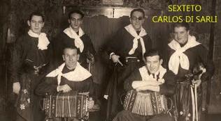 Секстет Ди Сарли. 1928 год.